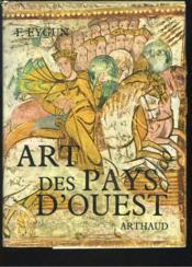 Art Des Pays D'Ouest. - Couverture - Format classique