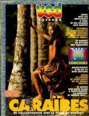 Vsd Voyages N°5 - Caraibes, En Collaboration Avec Le Guide Du Routard... - Couverture - Format classique