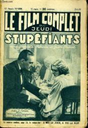 Le Film Complet Du Jeudi N° 1330 - 12e Annee - Stupefiants - Couverture - Format classique