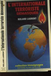 L'Internationale Terroriste Demasquee - Couverture - Format classique