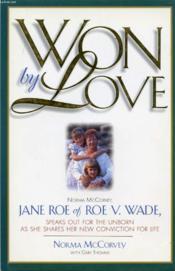 Won By Love - Couverture - Format classique