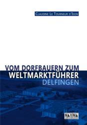 Vom dorfbauern zum weltmarktfuhrer - Couverture - Format classique
