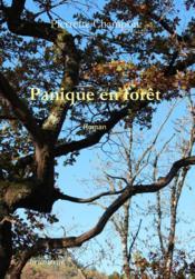 Panique en forêt - Couverture - Format classique