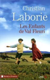 Les enfants de Val Fleuri - Couverture - Format classique