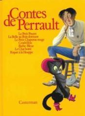 Contes De Perrault - Couverture - Format classique