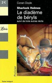 Le diadème de béryls - Intérieur - Format classique