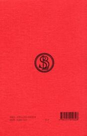 Guerre des Gaules t.2 ; livres V-VIII - 4ème de couverture - Format classique