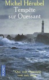 Tempete Sur Ouessant - Couverture - Format classique
