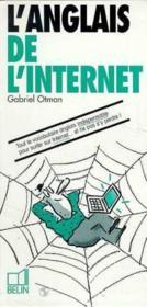 L'anglais de l'internet - Couverture - Format classique