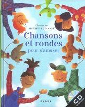 Chansons Et Rondes Pour S'Amuser - Intérieur - Format classique