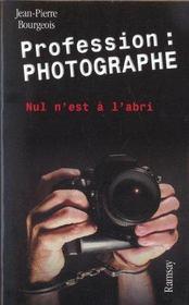 Profession photographe - Intérieur - Format classique