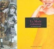 La Mode Enfantine - Intérieur - Format classique