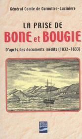 La Prise De Bone Et Bougie - Couverture - Format classique