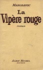 La vipère rouge - Couverture - Format classique