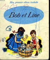 Bob Et Line - Couverture - Format classique