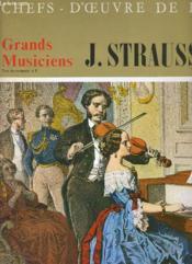Chefs D'Oeuvres De L'Art N°24 - Grands Musiciens - F. Strauss Se. - Couverture - Format classique