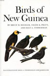 Birds Of New Guinea - Couverture - Format classique