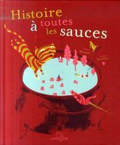 Histoire à toutes les sauces - Intérieur - Format classique