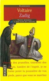 Zadig et autres contes orientaux - Intérieur - Format classique