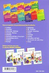 Endocrinologie Diabetologie Nouveau Programme - 4ème de couverture - Format classique