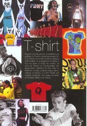 T-shirts - 4ème de couverture - Format classique
