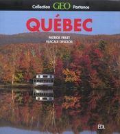Quebec - Intérieur - Format classique