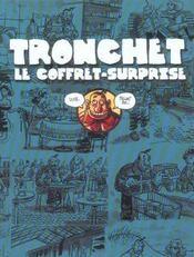Tronchet ; le coffret-surprise en 2 volumes - Intérieur - Format classique