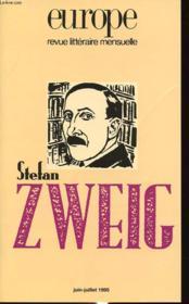 Stefan Zweig - Couverture - Format classique