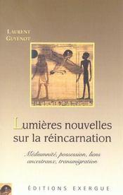 Lumieres nouvelles sur la reincarnation - Intérieur - Format classique