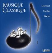 Musique classique - Intérieur - Format classique