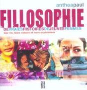 Fillosophie - Couverture - Format classique