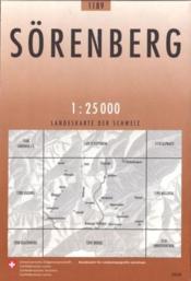 Sorenberg - Couverture - Format classique