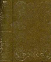 Mémoires: De Vidocq, chef de la police de s reté jusqu'en 1827, aujourd'hui propriétaire et fabricant de papier à Saint-Mandé, tome 1 - Couverture - Format classique