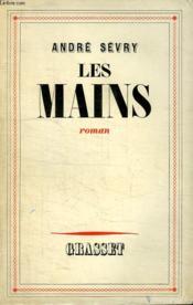 Les Mains. - Couverture - Format classique