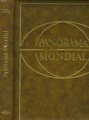Panorama Mondial, Encyclopedie Permanente. 1974. - Couverture - Format classique