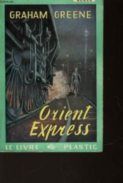 Orient-Express - Couverture - Format classique