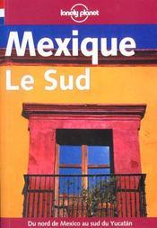 Mexique ; Le Sud ; 4e Edition - Intérieur - Format classique