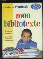 Français ; cycle 2 ; manuel de l'élève - Couverture - Format classique