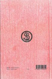 Brutus - 4ème de couverture - Format classique