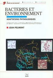 Bacteries Et Environnement - Intérieur - Format classique