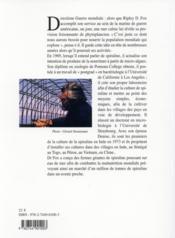 Spiruline ; technique pratique et promesse - 4ème de couverture - Format classique