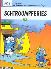 Schtroumpferies t.3 - Intérieur - Format classique