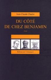 Du coté de chez Benjamin - Couverture - Format classique