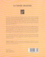 La Bande Dessinee - 4ème de couverture - Format classique