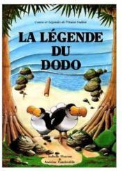 La légende du dodo - Couverture - Format classique