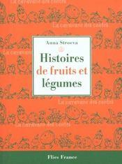 Histoires De Fruits Et Legumes - Intérieur - Format classique
