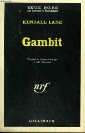 Gambit. Collection : Serie Noire N° 1155 - Couverture - Format classique