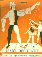 L'Art Decoratif Et Ses Applications Manuelles. - Couverture - Format classique