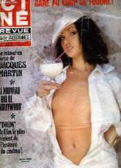 Cine Revue - Tele-Programmes - 57e Annee - N° 1 - Drum - Couverture - Format classique