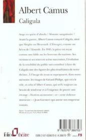 telecharger Caligula livre PDF en ligne gratuit